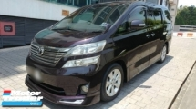 2008 TOYOTA VELLFIRE 2.4Z PLATINUM SELECTION