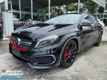 2014 MERCEDES-BENZ GLA 45 AMG EDITION 1 4 MATIC