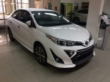 2019 TOYOTA VIOS 1.5G (AT) - Fast Delivery, Easy Loan Approval