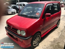 2004 PERODUA KENARI 1.0 EZ ORIGINAL AERO SPORT (A) TIP TOP, LEATHER SEAT, OFFER SALE