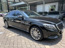 2016 MERCEDES-BENZ S-CLASS S400 L HYBRID PETROL AUGUST 2016 GUARANTEE ORIGINAL 26K KM FULL SERVICE RECORD