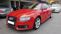 2011 AUDI A5 2.0 TFSI S LINE (A) REG 2012, ONE CAREFUL OWNER, UK SPEC, FREE 1 YEAR GMR CAR WARRANTY, S-LINE 18