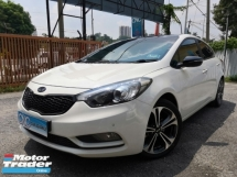 2014 KIA CERATO K3 1.6 Good Condition