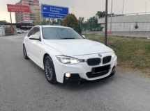 2016 BMW 3 SERIES  Bmw 318i Luxury 1.5(A) TWIN TURBO (LUCAL SPEC)