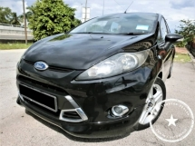 2010 FORD FIESTA 1.6L SPORT /1 OWNER / LOW MILEAGE / F-LOAN /TRUE YEAR / CASH NEGO