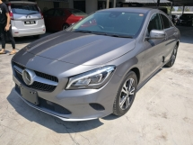 2017 MERCEDES-BENZ CLA 180 New Facelift Unreg 2017