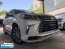 2016 LEXUS LX570 V8 FULLY SPEC MODELLISTA MARK LIVESON 4 SURROUND CAMERA SUNROOF LEATHER UNREG