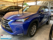 2015 LEXUS NX 200T 2.0 turbo electric seat back left camera multifunction steering unregistered