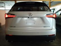 2014 TOYOTA OTHER LEXUS NX200T New unregistered.👍