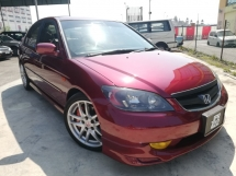 2005 HONDA CIVIC 2.0L I-VTEC K20A (A) NEW FACELIFT TIP-TOP