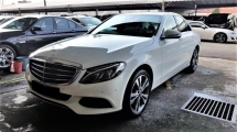 2017 MERCEDES-BENZ C-CLASS C200 EX 2.0 (CKD Local Spec)