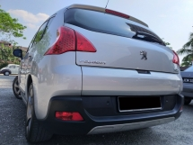 2011 PEUGEOT 3008 1.6 THP (A)/ FULL SERVICE RECORD/ HIGH VALUE LOAN