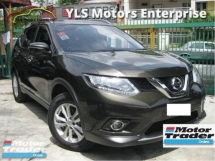 2018 NISSAN X-TRAIL 2.0 (A) CVTC NEW MODEL FULL SPECS KEYLESS Xtronic CVT Keyless Push Start