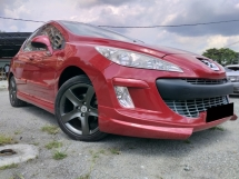 2009 PEUGEOT 308 TURBO (A)/ 1 OWNER/ HIGH VALUE LOAN