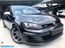 2013 VOLKSWAGEN GOLF MK7 2.0 GTI TECH PACKAG (A) FULL SVR RECORD UNDER WARRANTY