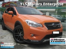 2015 SUBARU XV  2.0 (A) STI PERFORMANCE EDITION