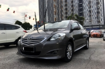 2010 TOYOTA VIOS 1.5G (AT) CCRIS AKPK CAN LOAN ** BLACKLIST SAA CAN LOAN ** CTOS PTPTN CAN LOAN ** HIGH LOAN AVAILABLE **