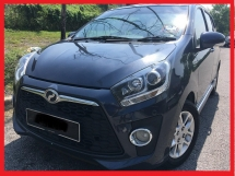 2017 PERODUA AXIA 1.0 Auto Advanced SE under warranty