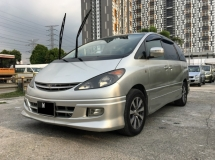 2001 TOYOTA ESTIMA 2.4 (A) 8 SEATER ** REGISTER 2006 ** SPECIAL PROMOTION **