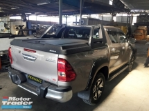 TOYOTA HILUX REVO ROCCO AEROKLAS COVER INTSTALL WITH SPORT BAR Exterior & Body Parts > Others