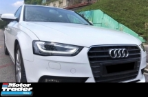 2013 AUDI A4 1.8 TFSi S-LINE Local Full Service Paddle Shift LowMileage