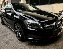 2014 MERCEDES-BENZ A-CLASS A250 AMG  Panaromic Roof  H/Kardon