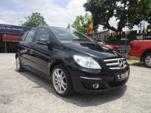 2011 MERCEDES-BENZ B-CLASS Mercedes Benz B180 1.7 (A) True Year 2011