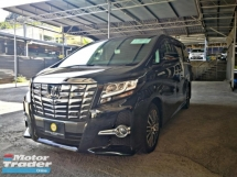 2015 TOYOTA ALPHARD 3.5SAC with JBL Home Theater System