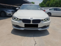 2013 BMW 3 SERIES 316i 1.6 CKD (Local Spec)