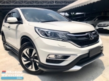 2016 HONDA CR-V 2.4 4WD (A) FULL SVR RECORD UNDER WARRANTY HONDA