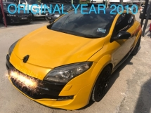2010 RENAULT MEGANE RS250 CUP, 2.0 TURBOCHARGE , UPGRADED STAGE 2 , 280HP