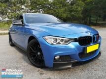 2014 BMW 3 SERIES BMW 328I 2.0 M PERFORMANCE FULL SERVICE RECORD