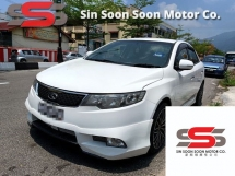 2012 KIA FORTE Naza 2.0 PREMIUM SPORT Spec(AUTO)2012 Only 1 UNCLE Own, 48K KM,TIPTOP,ACCIDENT-Free,DIRECT-Owner, PADDLE Shift, DVD, GPS & REVERSE Cam