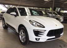 2015 PORSCHE MACAN 2.0 TURBO Recon Japan