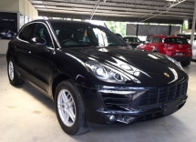 2015 PORSCHE MACAN 3.0 S TURBO FULL JAPAN RECON
