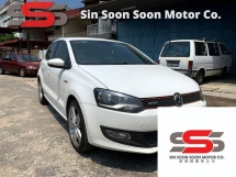 2011 VOLKSWAGEN POLO 1.2 TSI SPORT PREMIUM TURBO FULL Spec(AUTO)2011.12 Only 1 UNCLE Owner, 64K Mileage, TIPTOP,ACCIDENT-Free, AIRBEG & DUAL GEAR