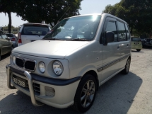 2003 PERODUA KENARI 1.0 EZ (A)  One Owner Low Mileage