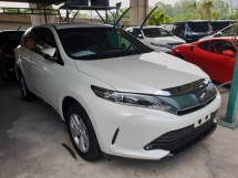 2017 TOYOTA HARRIER 2.0 Power Boot Panaromic Roof Pre Crash System Local AP Unreg