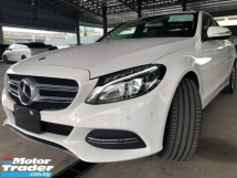 2015 MERCEDES-BENZ C-CLASS C200 ADVANGARDE PRE CRASH