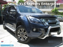 2016 ISUZU D-MAX D-MAX V-CROSS SAFARI (A) NEW FACELIFT