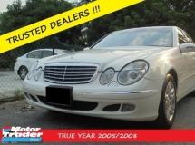 2005 MERCEDES-BENZ E-CLASS E240 2.6 Avantgarde W211 Sunroof TipTOP Condition LikeNEW Reg.2008