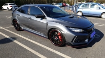 2018 HONDA CIVIC TYPE-R 2.0 FK8 (M) Unregister