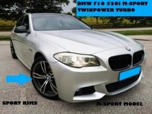 2012 BMW 5 SERIES 520I F10 2.0 (A) TWIN POWER TIRBO M SPORT 523I 528I