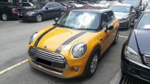 2014 MINI Cooper 1.5 Twin Power Turbo