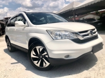 2010 HONDA CR-V 2.0 (A) 1 MALAY LADY OWNER CAR SERVICE ON TIME