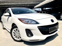 2014 MAZDA 3 SPORT 1.6 (A) SEDAN 1 LADY OWNER mileage 55km FULL SVR RECORD