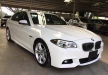 2015 BMW 5 SERIES 535i M SPORT 3.0 TURBO - SUNROOF - FULL - JAPAN - UNREG