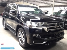2017 TOYOTA LAND CRUISER 4.6 ZX G-FRONTIER FULL SPEC RECON NEW