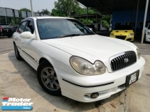 2003 HYUNDAI SONATA GLS 2.0 (A) LEATHER SEAT CASH ONLY OTR RM9,888