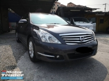 2011 NISSAN TEANA 200 XE (A) One year warranty, One Owner
